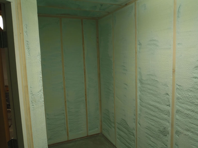 Sound Proofing Spokane Air Seal Insulation And Spray